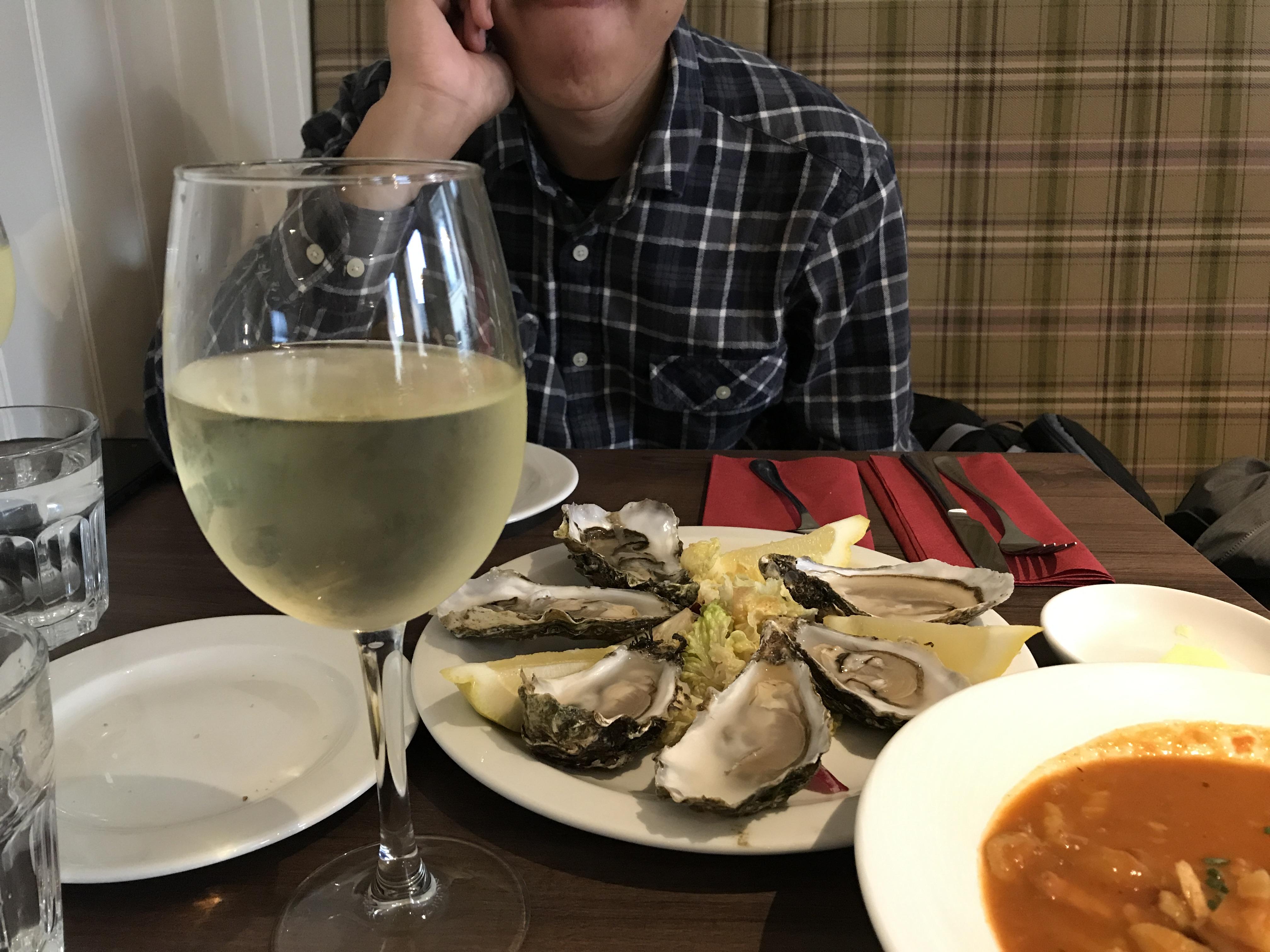 Dinner at theCuchullin Restaurant in Portree