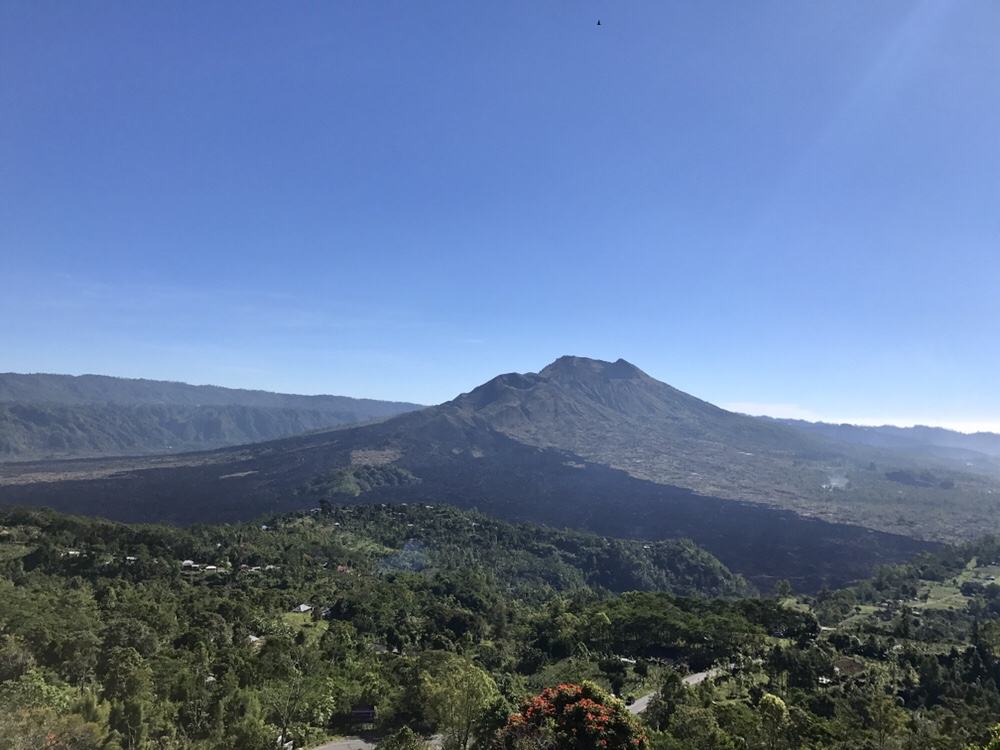 mount agung bali eruption