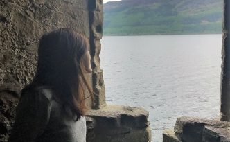 Urquhart Castle near Loch Ness Scotland worth visiting