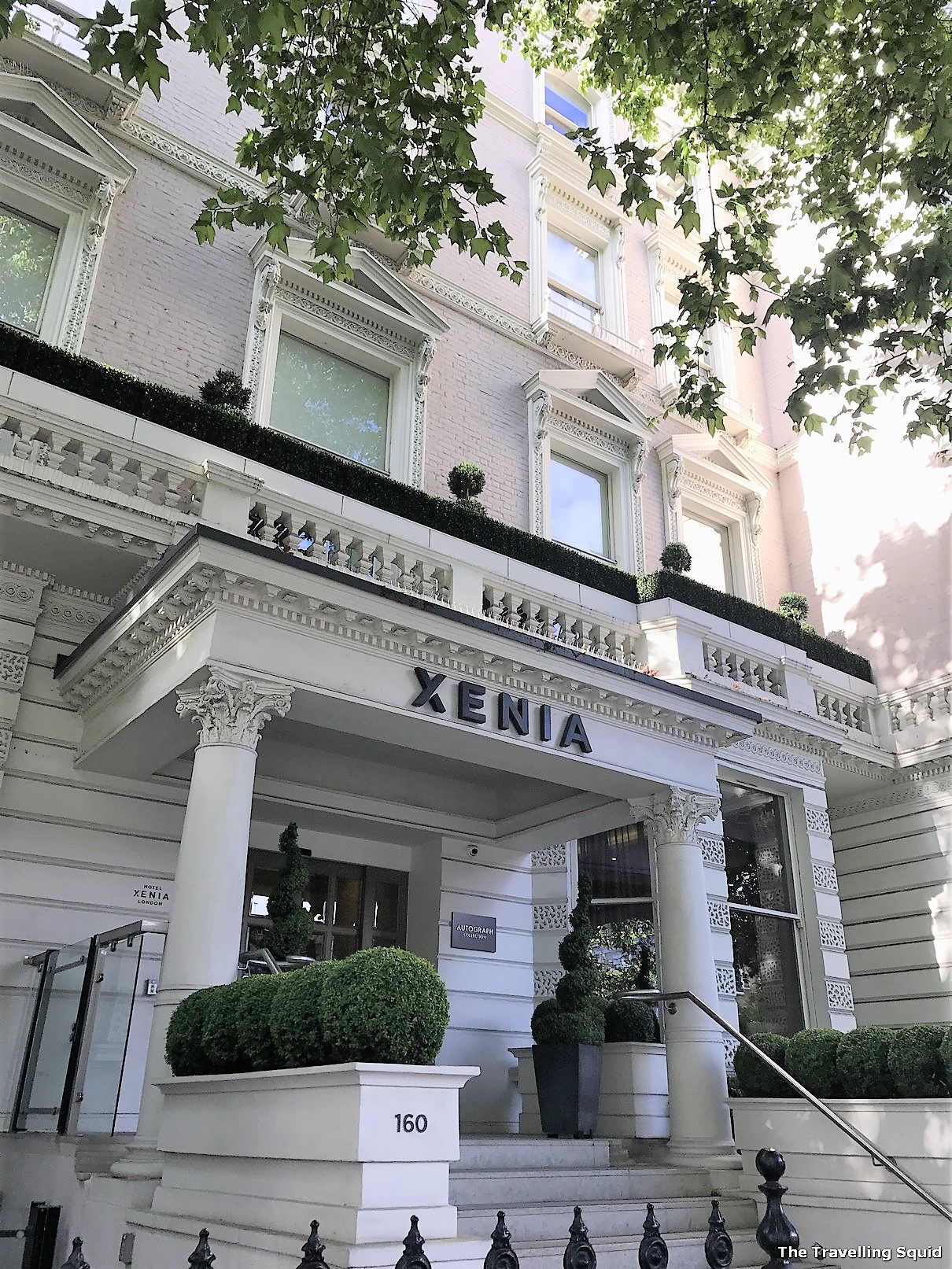 hotel xenia earls court london