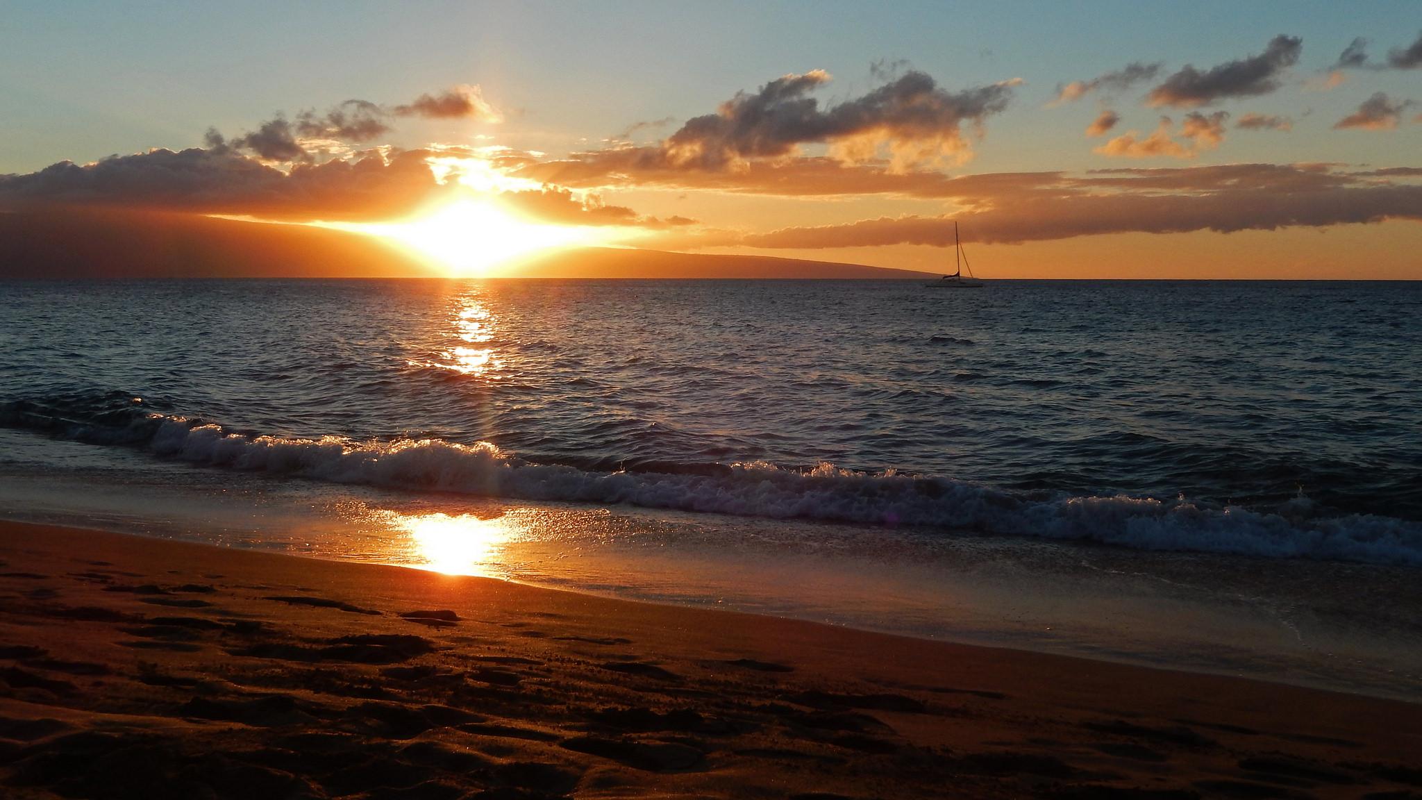 Maui beach destination