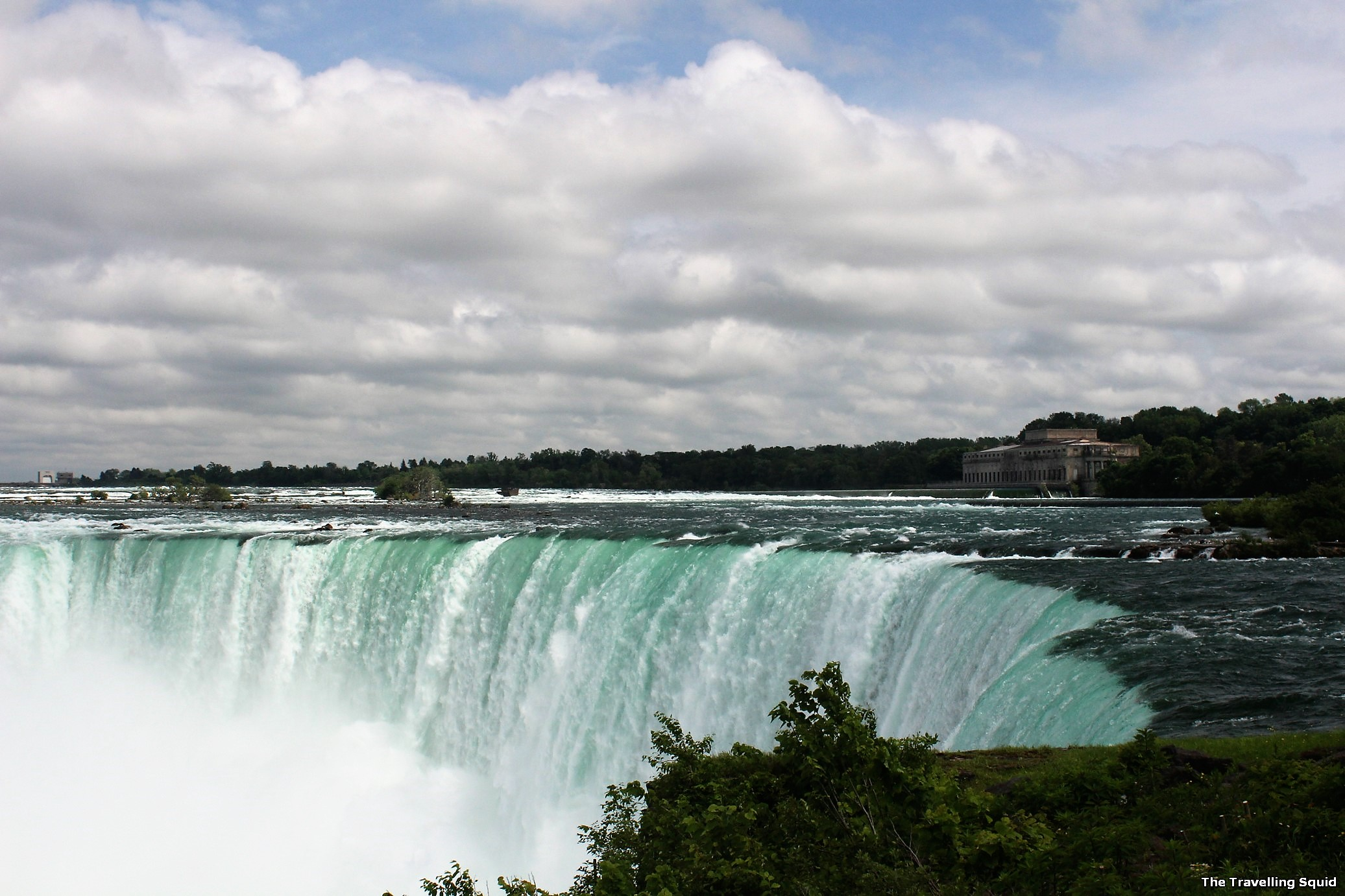 tips on planning a trip to Niagara Falls