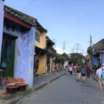 Why was the old town of Hoi An designated as a World Heritage Site?