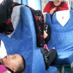 Part 1: The 19 hour train ride across China from Huangshan to Beijing, from the last 硬座 to first class 软卧