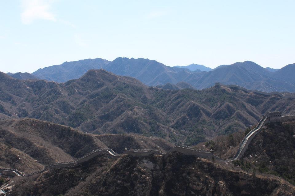 Ba Da Ling - Great Wall of China