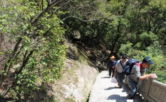 huangshan travelling companions