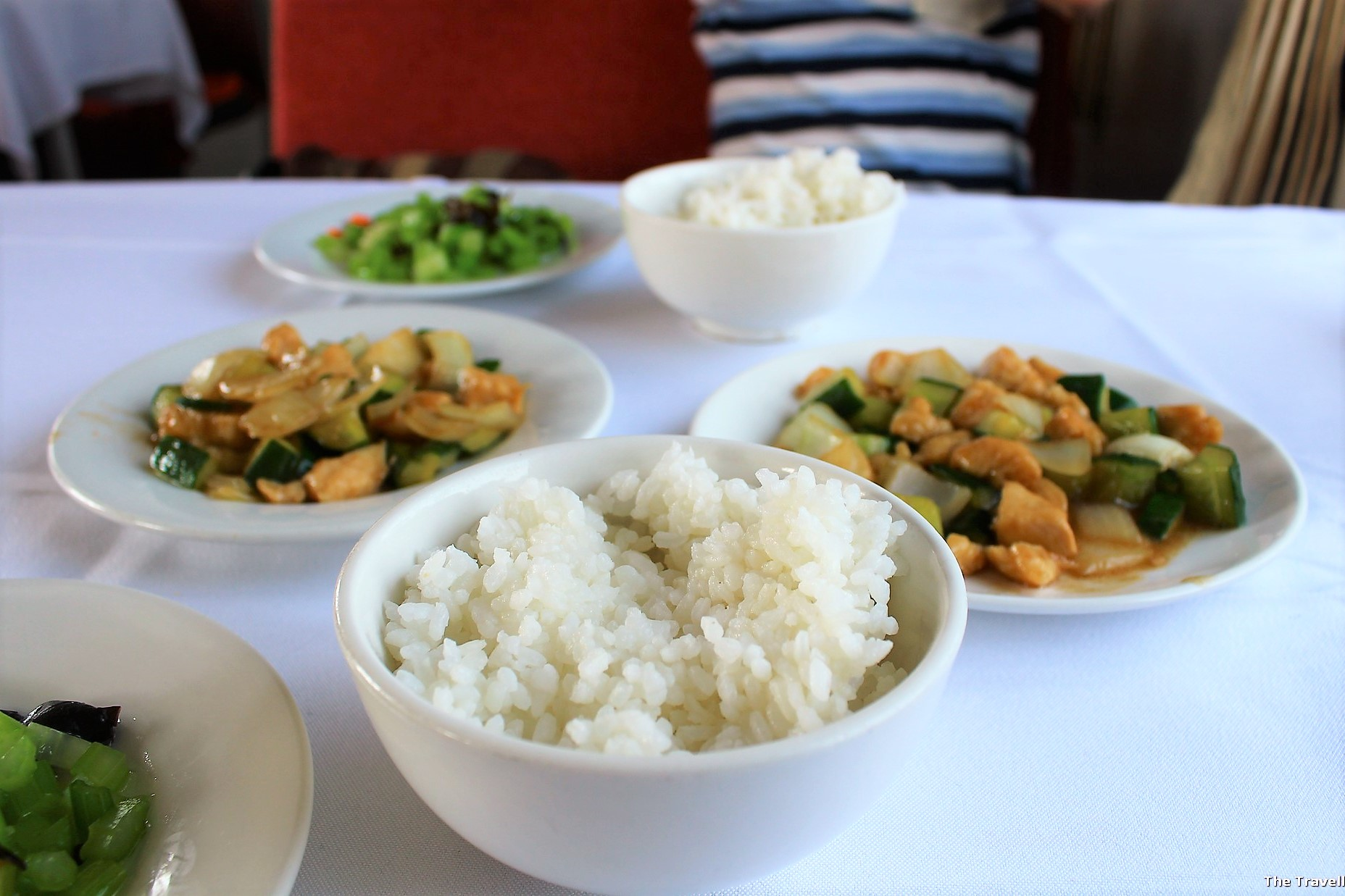 trans siberian chinese meals