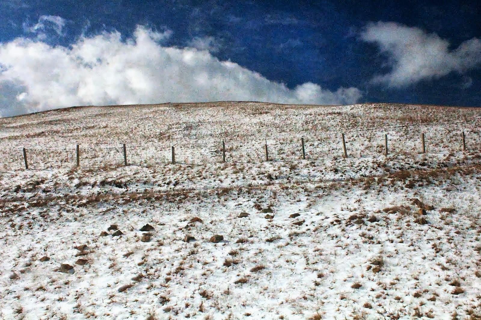 Mongolia flat plains trans siberian