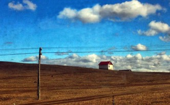mongolia trans siberian scenery