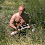 Hero from Moscow: Vladimir Putin, Russia's macho leader