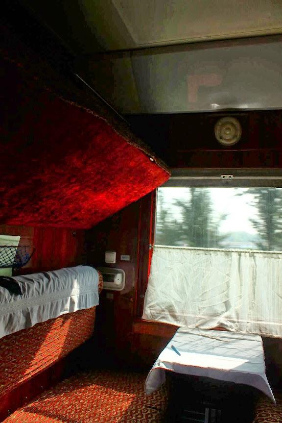 trans siberian first class plush seats