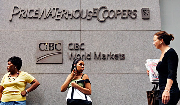 pricewaterhousecoopers businessweek