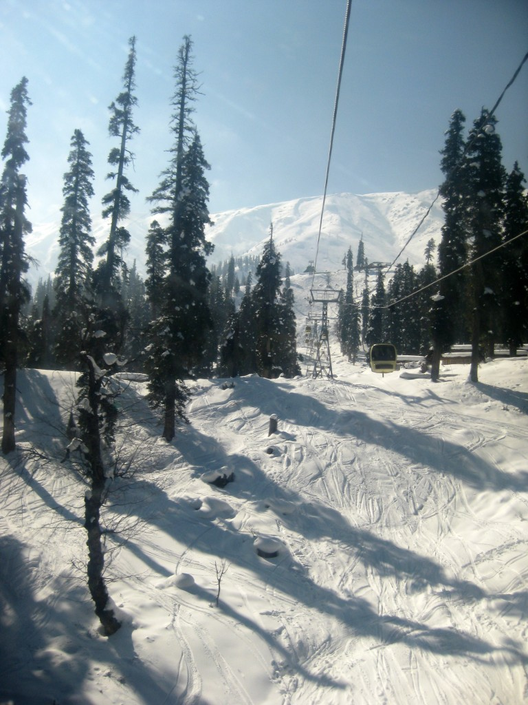 gulmarg kashmir cable car