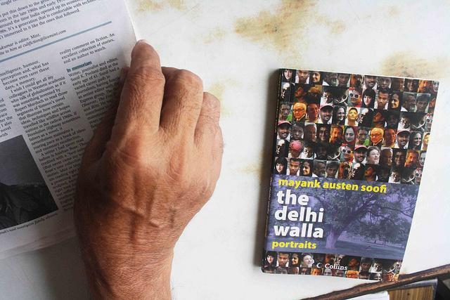tthedelhiwalla book potraits
