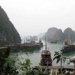 Photo Story: A 2D1N stay on a Halong Bay junk