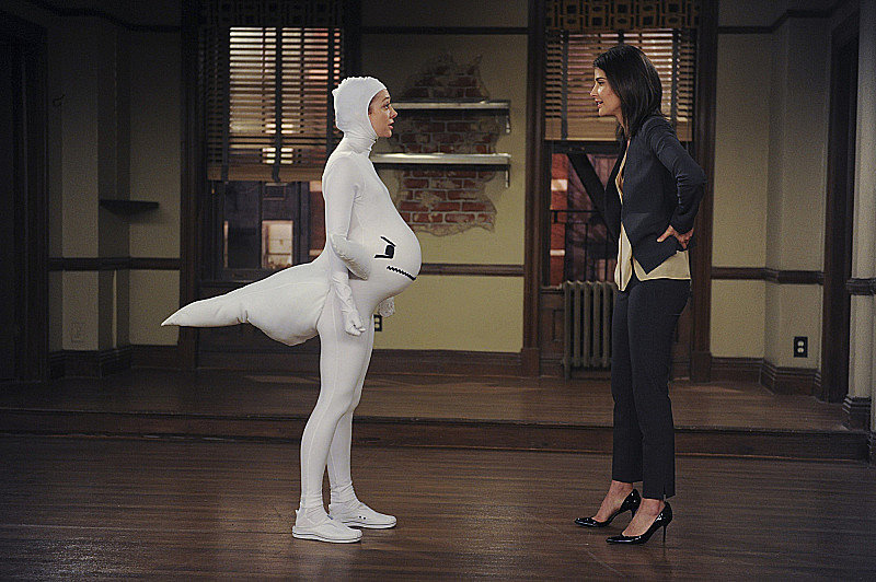 how i met your mother lily white whale costume