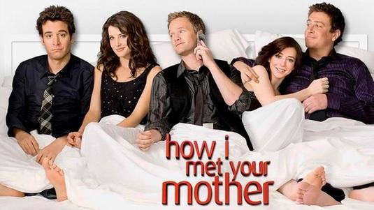 how-i-met-your-mother the gang finale