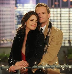 robin and barney HIMYM