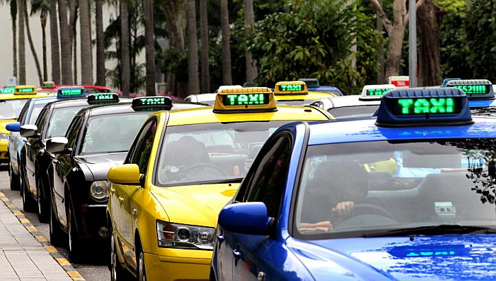 taxi in singapore straitstimes