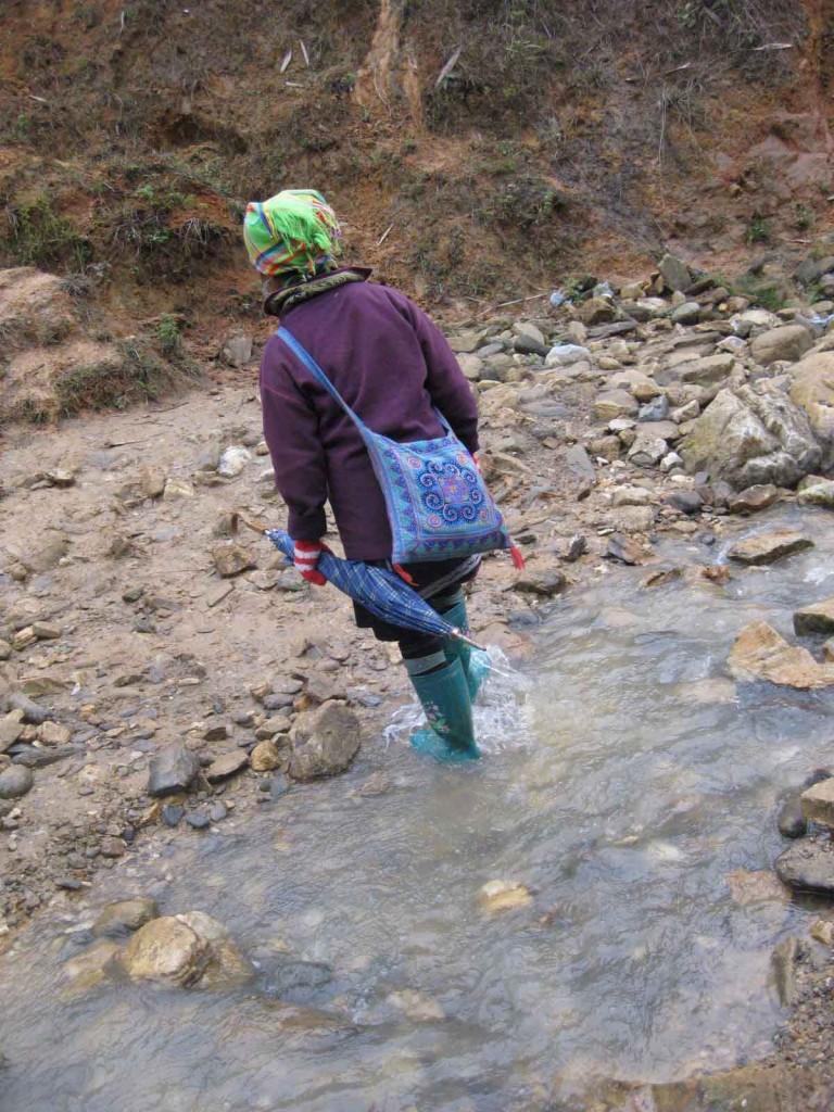 sapa minority trek stream