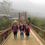 A Sapa Minority Trek – with guides forced upon us