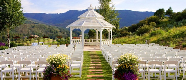What Is Your Dream Wedding Location