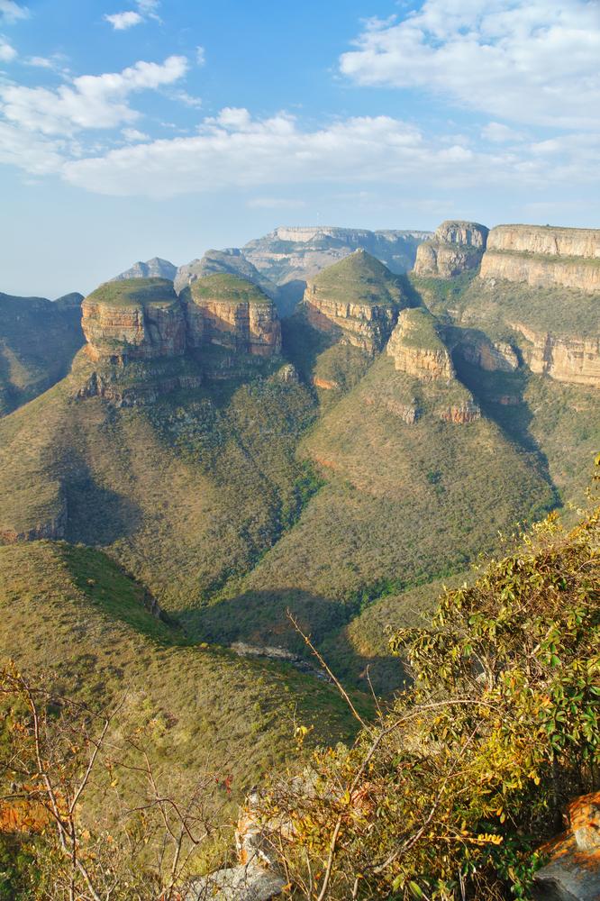 Blye River Canyon