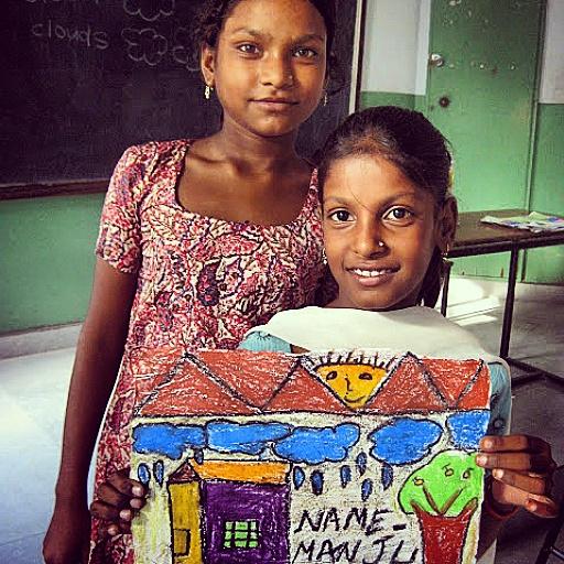 volunteer ngo india children