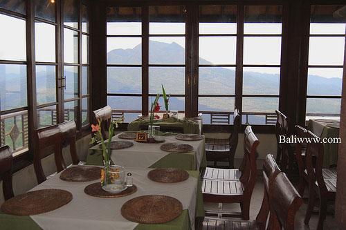 lakeview restaurant lake batur