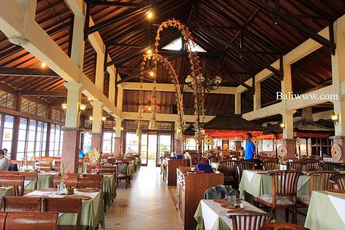 lakeview restaurant north bali