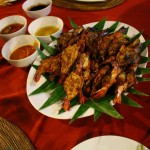 Great seafood recommendation in Lombok – Warung Menega