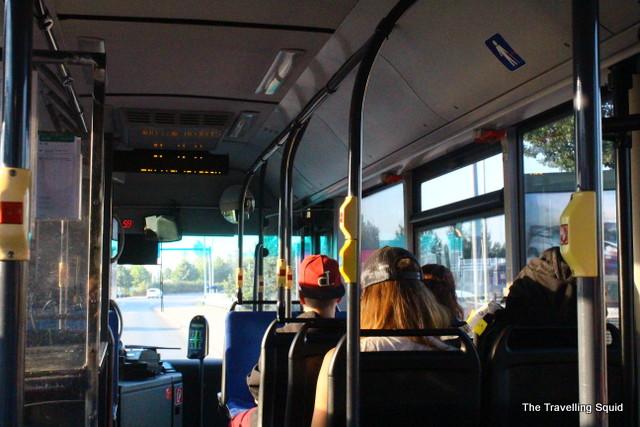helsinki airport bus