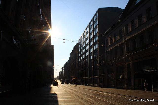 Helsinki city sights photos