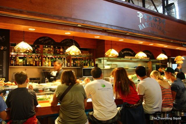la boqueri barcelona tapas bar
