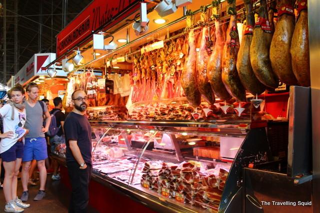 la boqueri barcelona tapas butcher