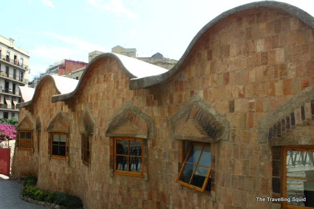 In Pictures 3 The Schoolhouse Of La Sagrada Familia