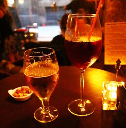 sangria beer ziryab