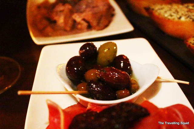olives ziryab jamon