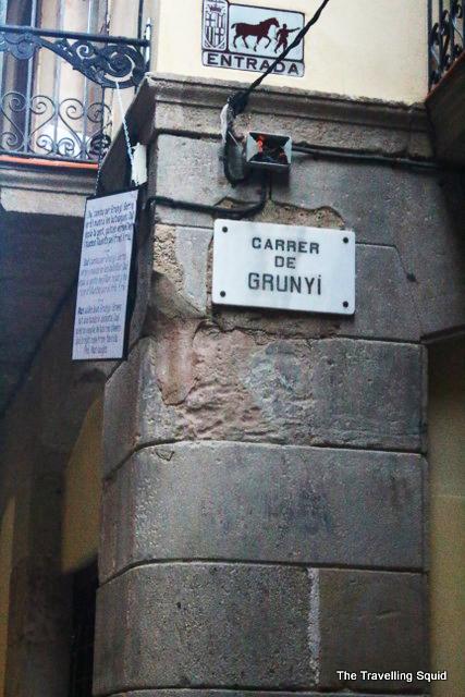 carrer de gunyi