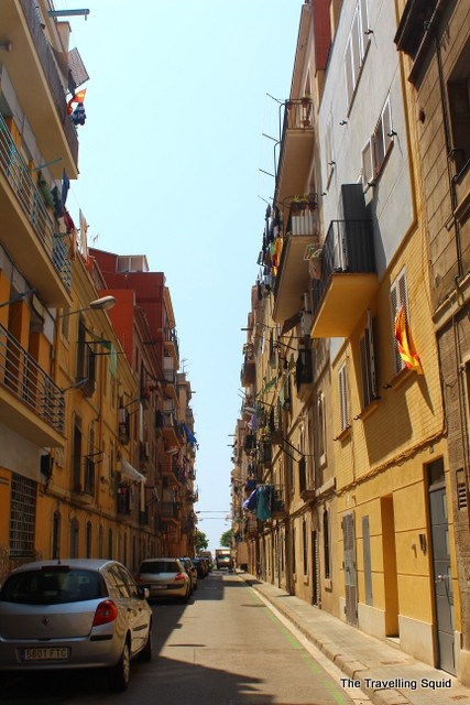 barceloneta neighbourhood