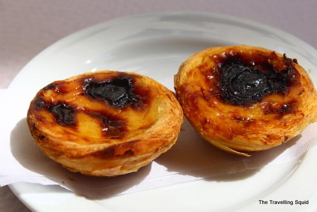 portugese egg tart nicola bakery lisbon