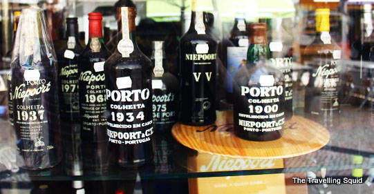 rua augusta baixa lisbon port wine
