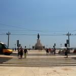 Photo Story: History behind the three key sights of Praça do Comércio