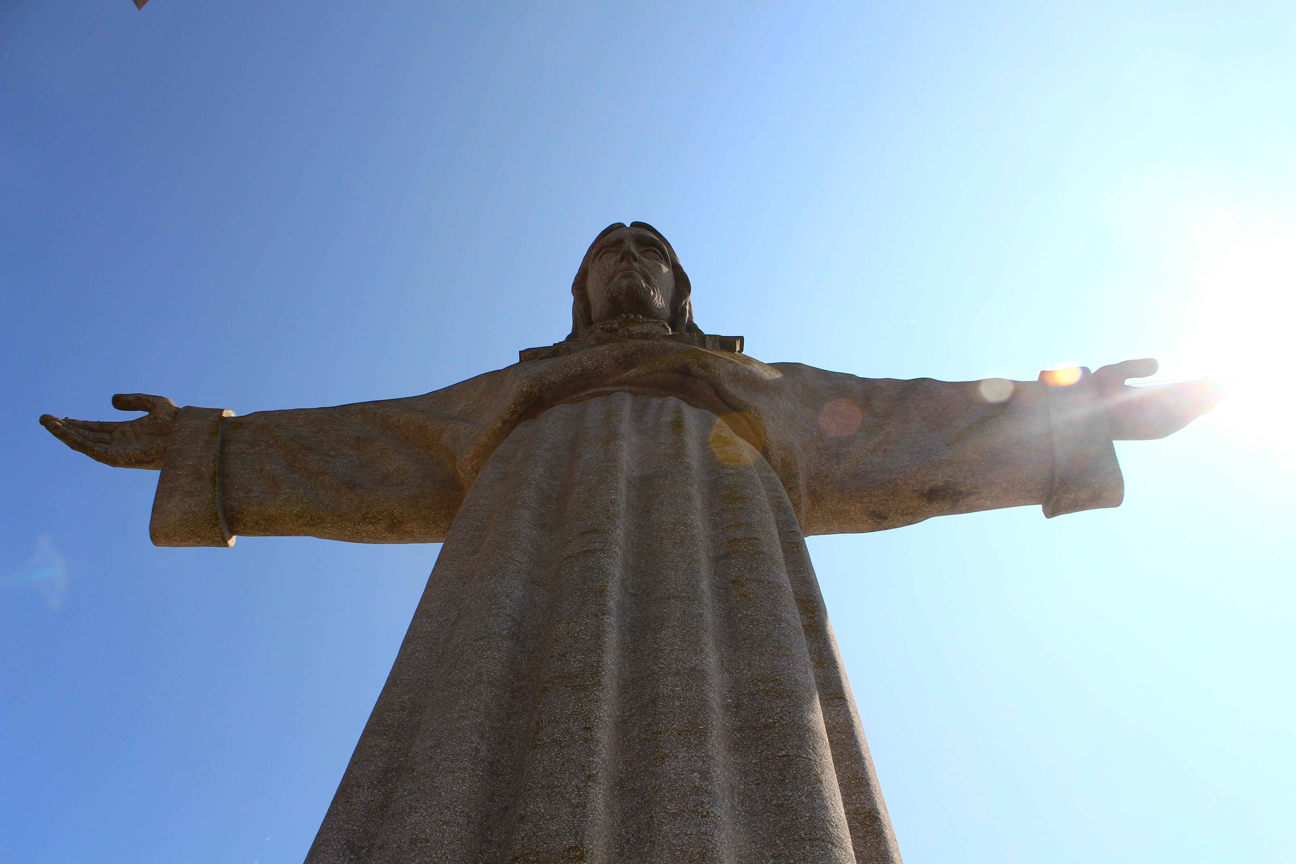 cristo rei lisbon portugal