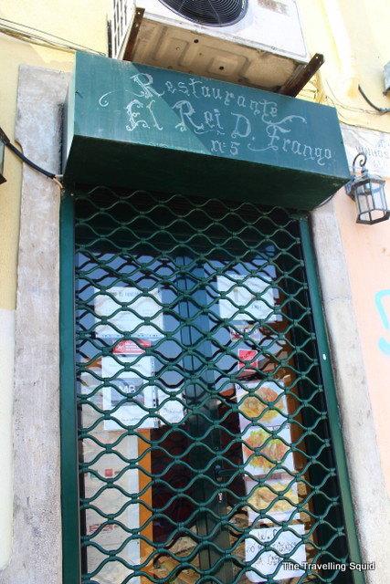 El Rei D'frango lisbon close on sunday