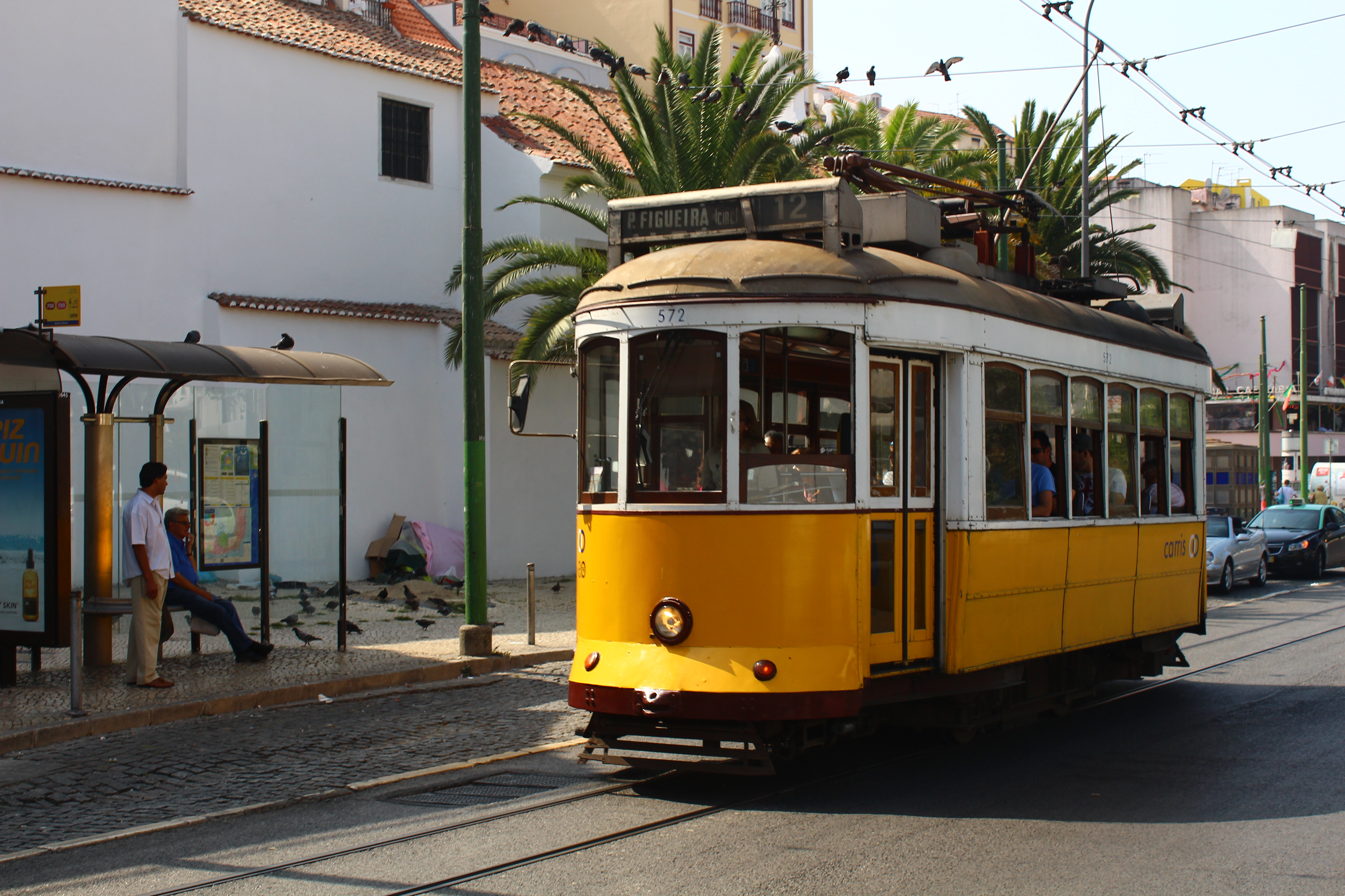 Seven Great Stops Along The Lisbon Tram 28 Route The