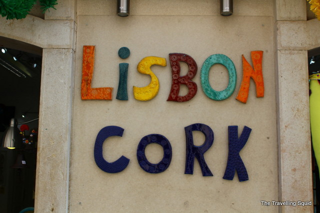 lisbon cork