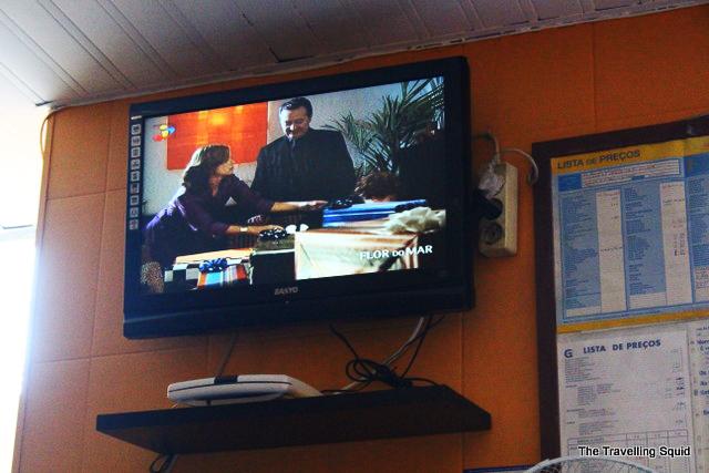 El Rei D'frango lisbon portuguese tv drama