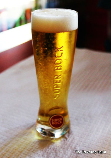El Rei D'frango lisbon beer
