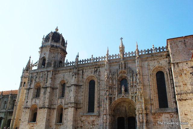 Jerónimos Monastery lisbon portugal